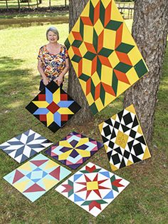 Regina Breland wants to blanket Mississippi with barn quilts