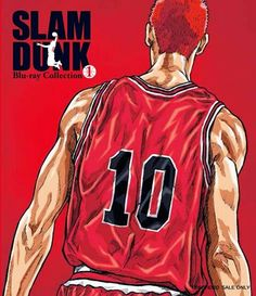 "It has decided that popular anime ""SLAM DUNK"" by Takehiko Inoue Blu-ray DVD will release in odd months from July because of its anniversary. Basketball Drawings, Basketball Anime, Basketball Pictures, Love And Basketball, Basketball Clipart, Basketball Tattoos, Basketball Memes, Basketball Gifts, College Basketball"