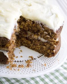 Sweet Potato Cinnamon Cake