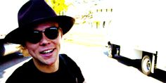 Ashton in She's Kinda Hot (Behind The Scenes)