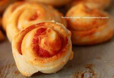 Profumo di cannella: Girelle di pizza - soffici spirali di allegria