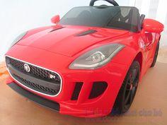 Ôtô điện Jaguar J218 thiết kế mô phỏng chiếc JAGUAR X16 - Concept với phiên bản mui trần, dáng thể thao cực chất, cực ngầu. Toàn bộ phần vỏ làm từ chất liệu nhựa cao cấp,...