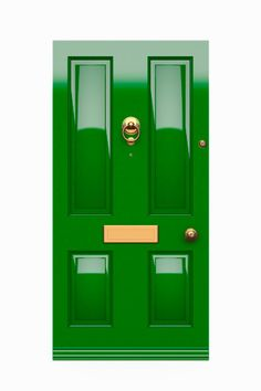 Choose Your Best Feng Shui Front Door Color: Part I