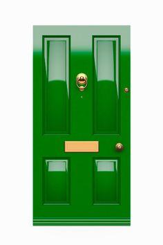 Your perfect front door color choose your best feng shui front door