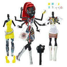 Monster High WYDOWNA SPIDER I Love Fashion Doll Monster High http://www.amazon.com/dp/B00MO420DU/ref=cm_sw_r_pi_dp_GiXYvb188M4GC