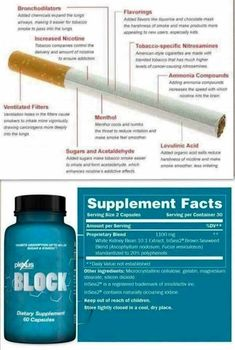 "Want to quit smoking cigarettes??  From a fellow Plexie....  ""Okay...this is CRAZY!! Ive read a lot of Plexus testimonies about people using BLOCK to quit smoking but wondered just how something that blocks your body from absorbing starch and sugar could help you quit smoking. Well...now I know!!  There is a lot of sugar in cigarettes!!! Up to 1/2 a teaspoon per cigarette!! Did you know the #1 consumer of sugar is the processed food industry? Did you know the #2 consumer is the tobacco…"