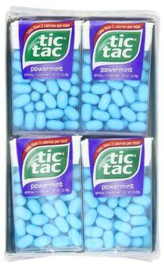 TOPSELLER! Tic Tac Powermint, 12-Count $6.20