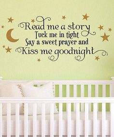 Use an inspiring wall quote to freshen up a nursery or kid's room. This lovely message will light up any child's day with its positive outlook and modern design. Inspirational Wall Quotes, Meeting Of The Minds, Positive Outlook, Child Day, Baby Room Decor, Kids Room, Prayers, Life Quotes, Nursery