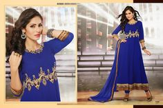 Ready made anarkali suit 3