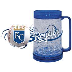 Royals 16Oz Crystal Freezer Mug