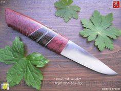 Paul Strande knife