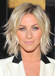 julianne hough short hair. getting my hair chopped off today and soooo excited! :)