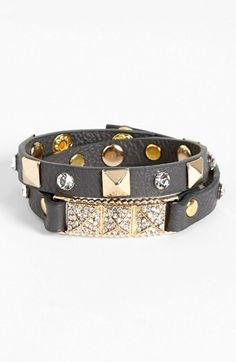 BP. Stud Wrap Bracelet available at #Nordstrom