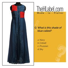 Can you answer this? Summer Dresses, Formal Dresses, Shades Of Blue, Kurti, Cool Designs, Ethnic, Saree, How To Wear, Stuff To Buy