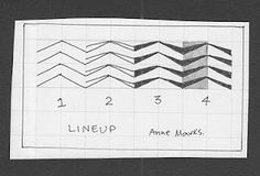 lineup by anne marks/precious worker
