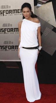 white dress - love this style
