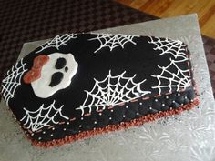 Monster High Coffin Cake Orale Cupcakes Pinterest
