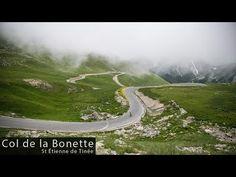 Col de la Bonette (St Étienne) - Cycling Inspiration & Education - YouTube