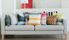 Give your IKEA furniture a new life with covers from Bemz