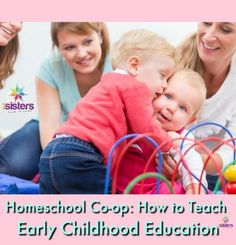 How to Teach Early Childhood Education in Homeschool Co-op. Early Childhood Education is a fun and useful course to teach teens in homeschool co-op! Christian High School, Career Exploration, Homeschool High School, Homeschooling, High School Years, Preschool Themes, Business Education, Education And Training, Early Childhood Education