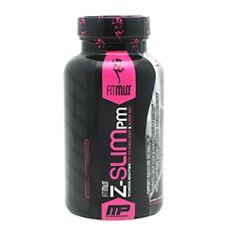 Wake up feeling refreshed & revitalized after using Z-SLIM PM by FIT MISS Supplements. Z-SLIM PM is the ultimate sleep & recovery aid which promotes deep sleep & supports healthy nighttime metabolism. Shop the best prices on all Fit Miss Supps at Body360!