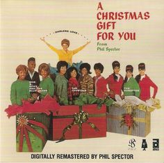 PHIL SPECTOR A CHRISTMAS GIFT FOR YOU VARIOUS ARTISTS CD