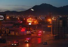 Vor allem um die Stadt Juárez tobt ein erbitterter Kampf zwischen den Banden. Schließlich ...