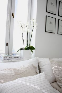 Via Home via Laura | White | Scandinavian | Bedroom