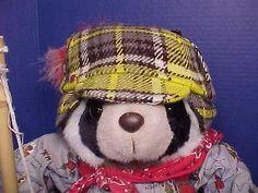 Apple Whimseys Bear / Fly Fishing Raccoon (12/16/2013)