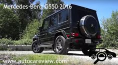 Mercedes-Benz G550 2016 Review Part 3 Pretty sure these could be used for tow hooks