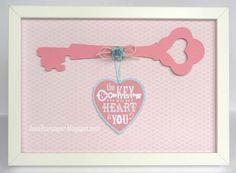 Lockets of Love Frame  Paper Crafts - General