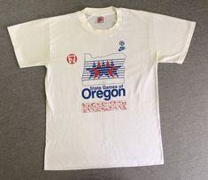 Vintage NIKE Tshirt 1980's/ State Games of by sweetVTGtshirt
