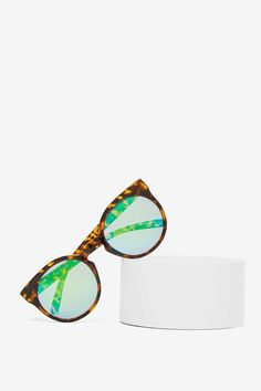 Quay Kosha Tortoise Shell Shades are a seriously cool way to say hello to summer.