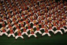 Ariang Mass Games, North Korea