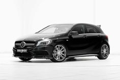 2014 Mercedes-Benz A45 AMG by Brabus