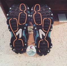 Add Sole Spikes to your favorite running shoes for or Winter Running, Headgear, Trail Running, Spikes, Goat, Your Favorite, Running Shoes, Mountain, Patterns