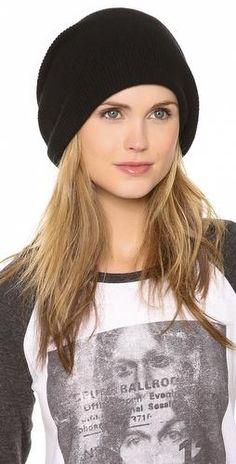 Bop basics cashmere hat