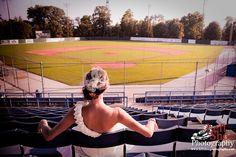USA Baseball Wedding Pictures