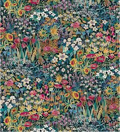 Liberty Faria Flowers printed fabric
