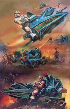 Battle Ram high resolution