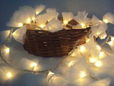 Luzes de Fadas são luminárias que deixam qualquer ambiente mais aconchegante