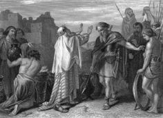 abraham and Lot   Abraham meets with Melchizedek