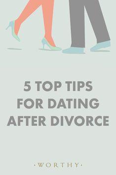 Best tips for dating after divorce