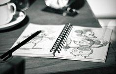 walt disney's sketchbook