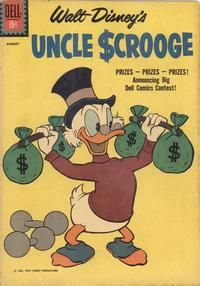 Uncle Scrooge comics was one of many that I enjoyed reading.  Had stacks of them.
