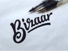 Bizaar Sketch #logo #design #inspiration
