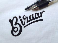 Bizaar Sketch #logo #design #inspiration