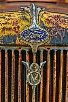 v/8 ford logo - Google Search