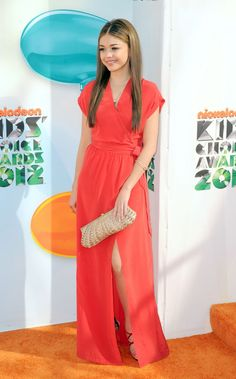 Sarah Hyland- Kids Choice Awards 2011