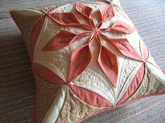 Geometria Patchwork: Descanso. Decorativa. Tarantela